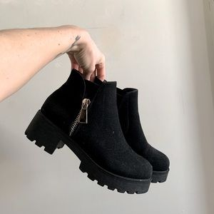 BOOTIES - Dress them up or keep it casual!